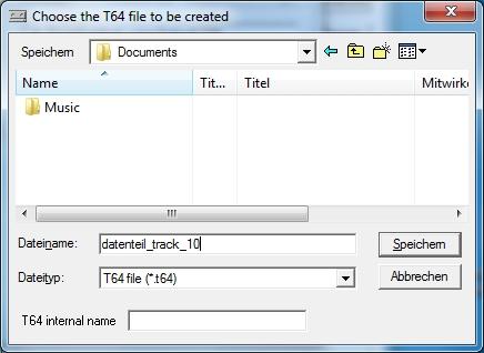 Dateinamen vergeben und speichern.