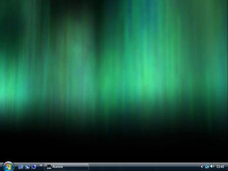 Bildschirmschoner als Desktophintergrund
