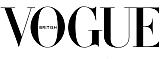 Logo der englische Zeitschrift Vouge