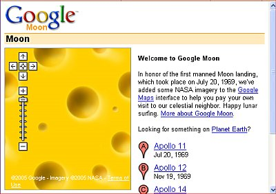 Google-Moon