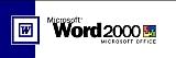 About-Bildschirm von Word 2000